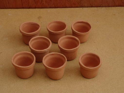 Doll's House Garden Mini Pots.