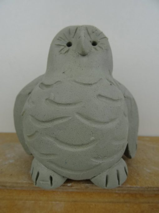 Double thumb pot owl.