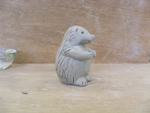Upright Hedgehog.